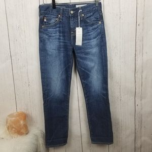 AG Adriano goldschmied Jeans 24 AG-ED Denim NWT